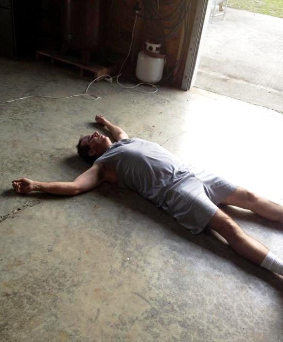 Jimmy Baker killed me!