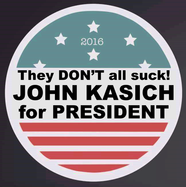 ! Kasich 2016